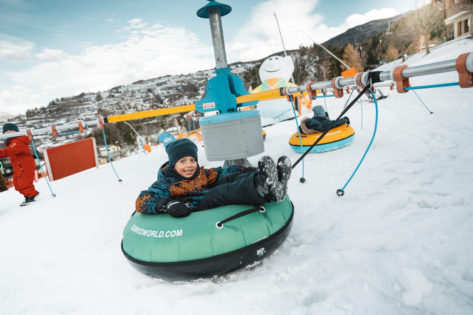 Swiss Snow Kids Village Unterbäch