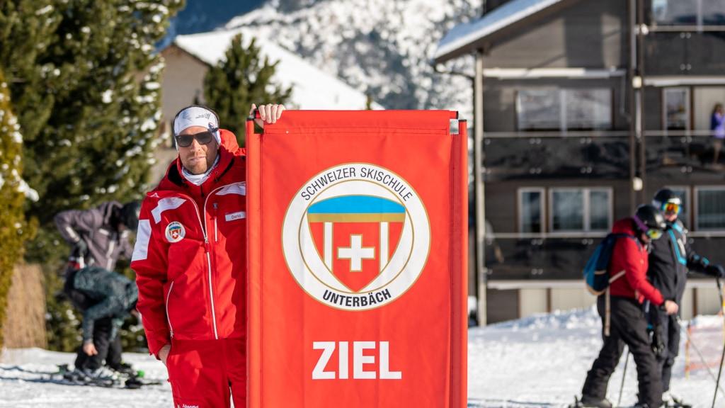 Skischulleiter Dario Zenhäusern