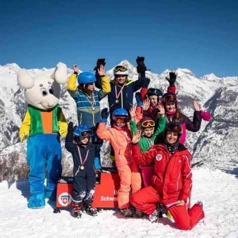 Teilnehmer Kids Race
