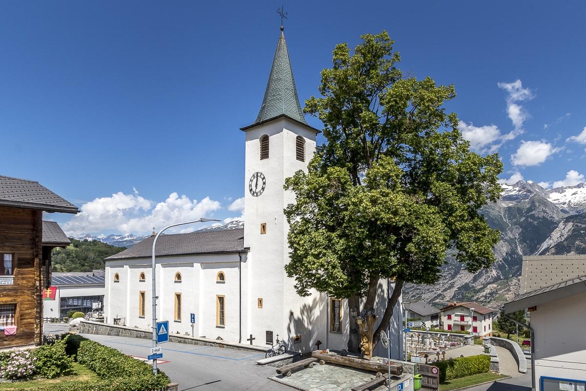 Kirche Unterbäch