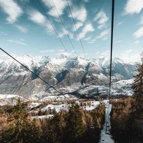 Sportbahnen Unterbäch Winter
