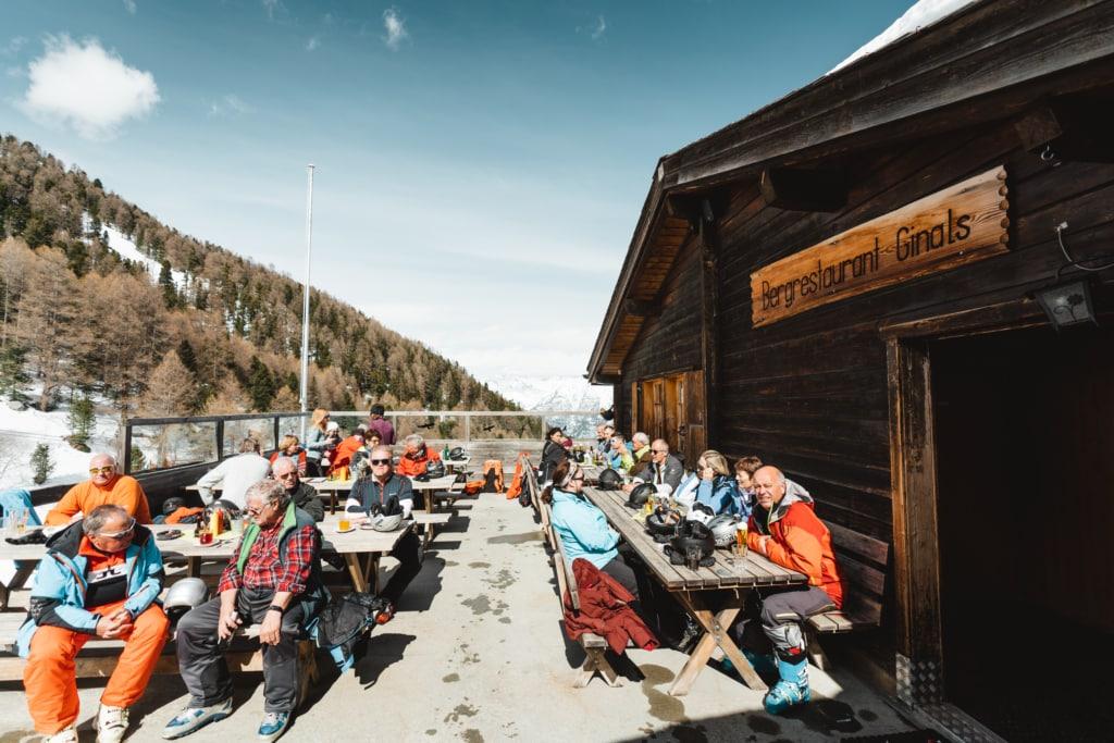 Restaurant Ginals Unterbäch