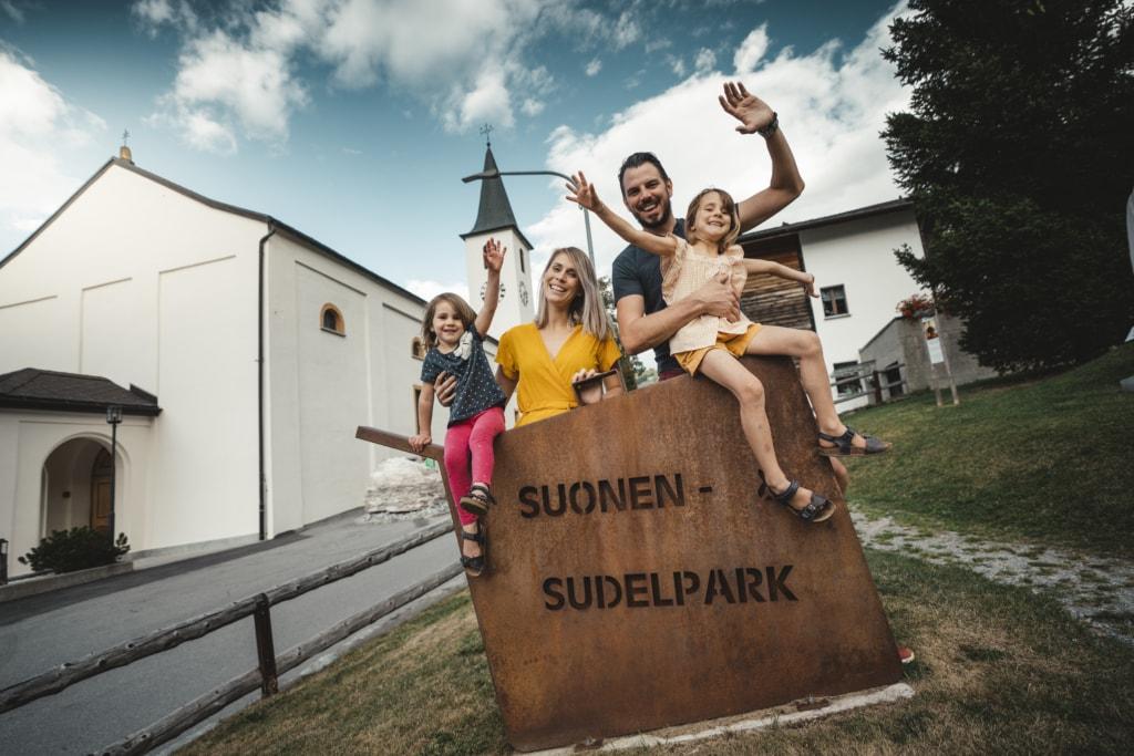 Suonen- und Sudelpark Unterbäch