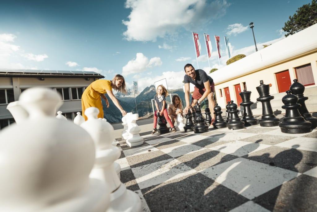 Schachspiel