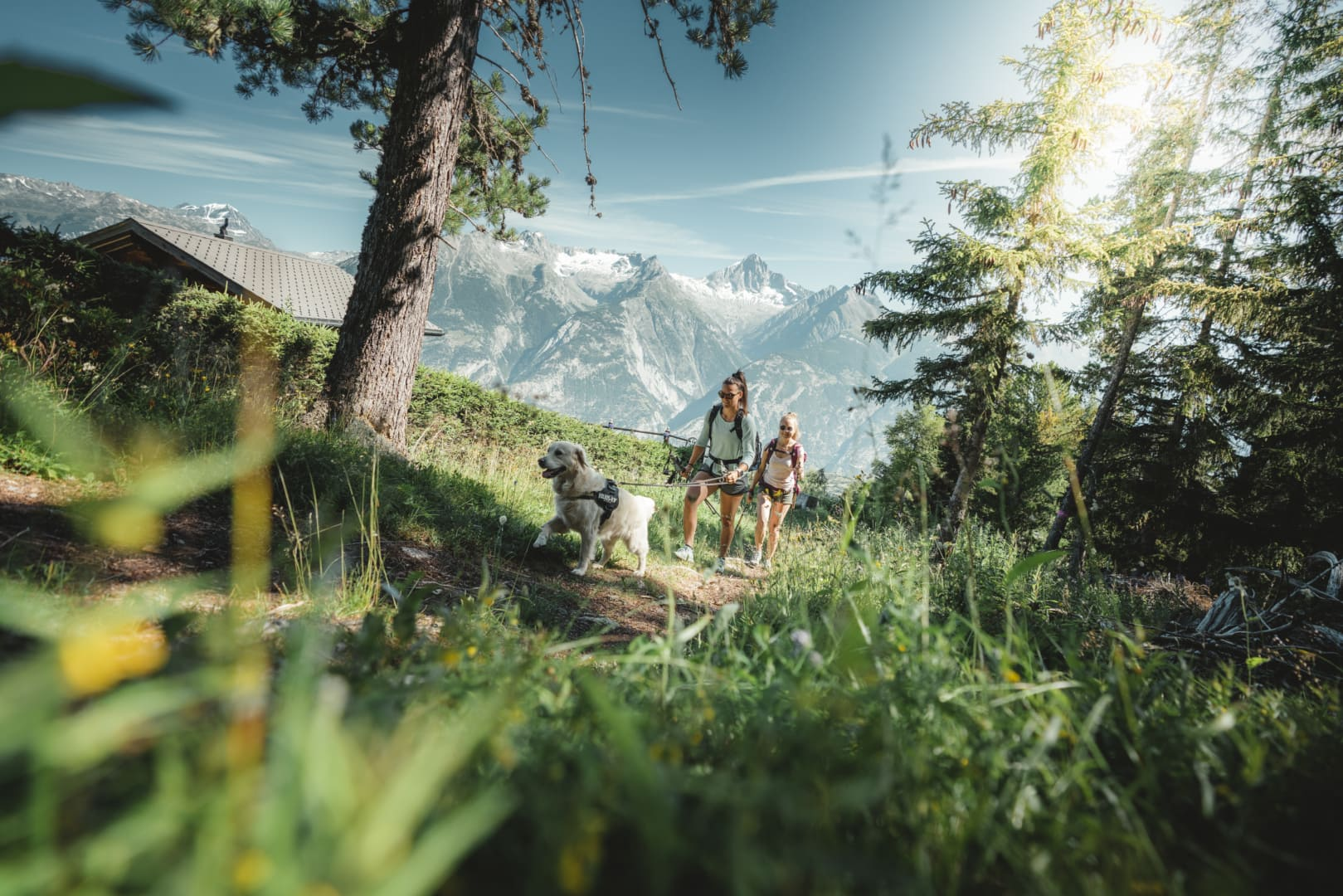Wandern in Unterbäch