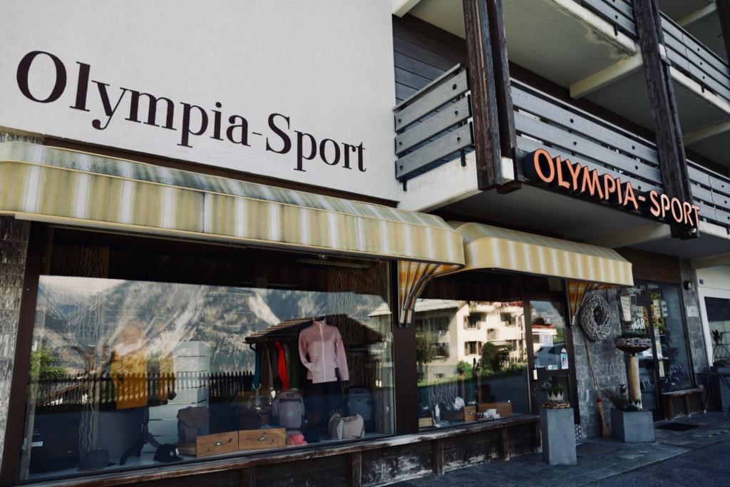 Olympia Sport Unterbäch